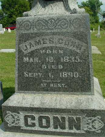 CONN, JAMES - Ida County, Iowa | JAMES CONN