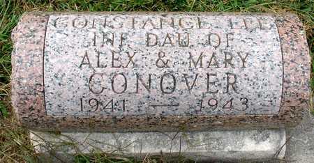 CONOVER, CONSTANCE LEE - Ida County, Iowa   CONSTANCE LEE CONOVER