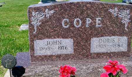 COPE, JOHN - Ida County, Iowa | JOHN COPE