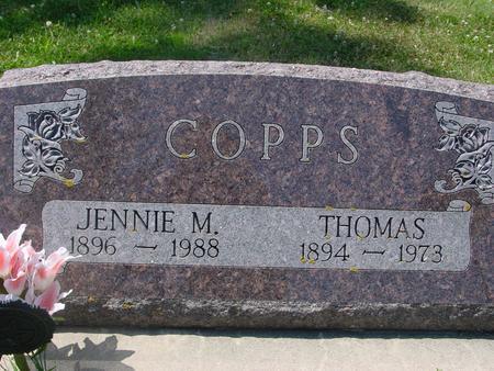 COPPS, THOMAS - Ida County, Iowa | THOMAS COPPS