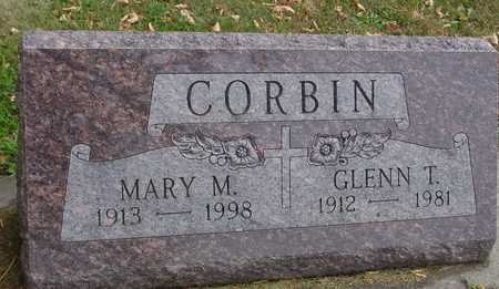 CORBIN, GLENN & MARY - Ida County, Iowa | GLENN & MARY CORBIN