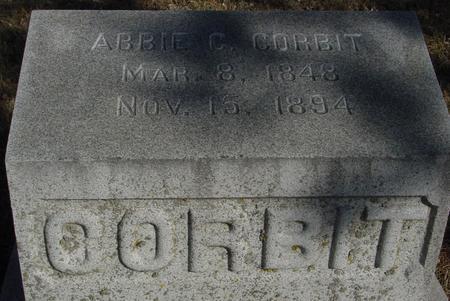 CORBIT, ABBIE C. - Ida County, Iowa | ABBIE C. CORBIT