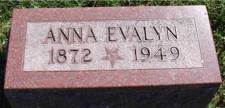 CRANE, ANNA EVALYN - Ida County, Iowa | ANNA EVALYN CRANE