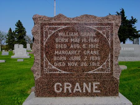 CRANE, WILLIAM - Ida County, Iowa | WILLIAM CRANE