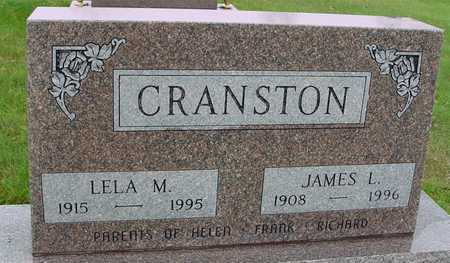 CRANSTON, JAMES & LELA - Ida County, Iowa | JAMES & LELA CRANSTON