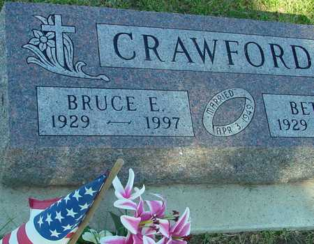 CRAWFORD, BRUCE E. - Ida County, Iowa | BRUCE E. CRAWFORD