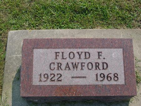 CRAWFORD, FLOYD F. - Ida County, Iowa | FLOYD F. CRAWFORD