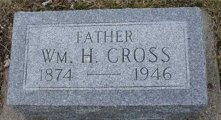 CROSS, WILLIAM H. - Ida County, Iowa | WILLIAM H. CROSS
