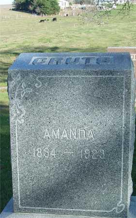 CRUTS, AMANDA - Ida County, Iowa | AMANDA CRUTS