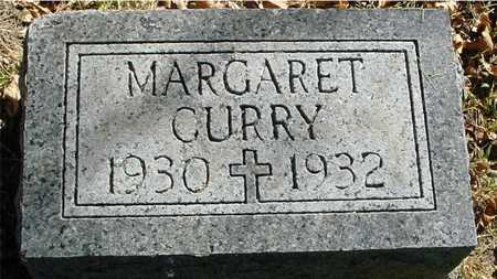 CURRY, MARGARET - Ida County, Iowa | MARGARET CURRY