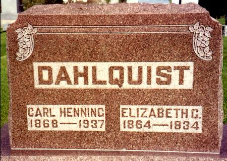 DAHLQUIST, CARL - Ida County, Iowa | CARL DAHLQUIST
