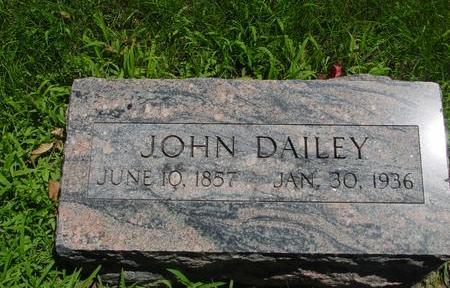 DAILEY, JOHN - Ida County, Iowa | JOHN DAILEY