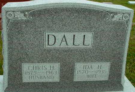 DALL, CHRIS & IDA - Ida County, Iowa | CHRIS & IDA DALL