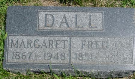 DALL, MARGARET - Ida County, Iowa | MARGARET DALL