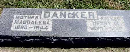 DANCKER, HENRY & MAGDALENA - Ida County, Iowa | HENRY & MAGDALENA DANCKER
