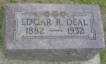 DEAL, EDGAR R. - Ida County, Iowa | EDGAR R. DEAL