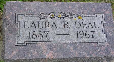DEAL, LAURA B. - Ida County, Iowa | LAURA B. DEAL