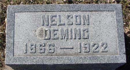 DEMING, NELSON - Ida County, Iowa | NELSON DEMING