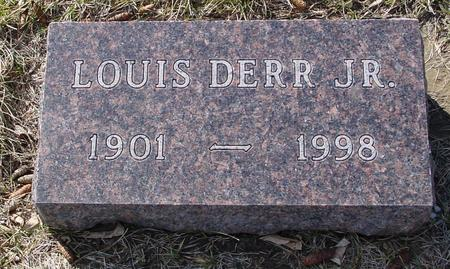 DERR, LOUIS  JR. - Ida County, Iowa | LOUIS  JR. DERR