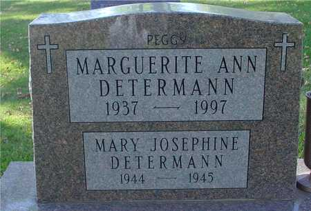DETERMANN, MARGUERITE & MARY - Ida County, Iowa | MARGUERITE & MARY DETERMANN