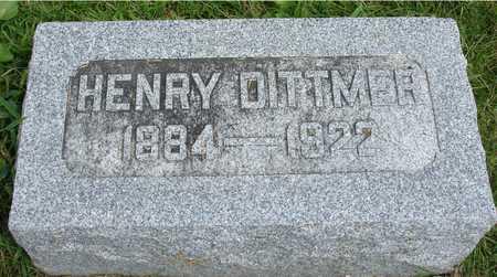 DITTMER, HENRY - Ida County, Iowa | HENRY DITTMER