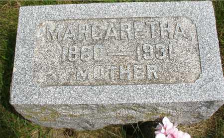 DITTMER, MARGARETHA - Ida County, Iowa | MARGARETHA DITTMER