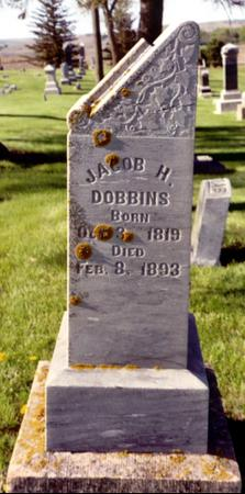DOBBINS, JACOB - Ida County, Iowa | JACOB DOBBINS
