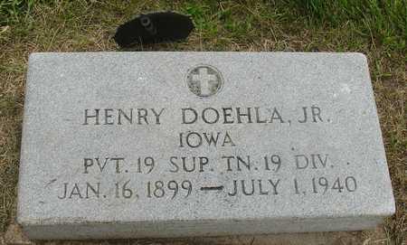 DOEHLA, HENRY  JR. - Ida County, Iowa | HENRY  JR. DOEHLA