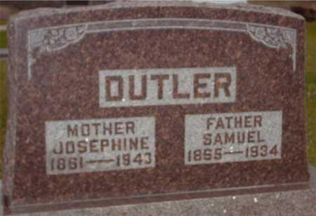 DUTLER, SAM & JOSEPHINE - Ida County, Iowa | SAM & JOSEPHINE DUTLER