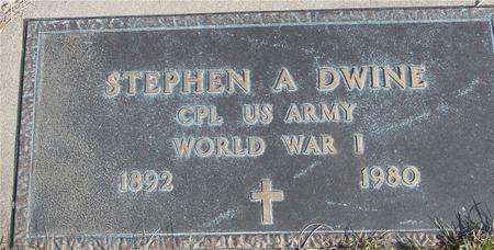 DWINE, STEPHEN ASA - Ida County, Iowa | STEPHEN ASA DWINE