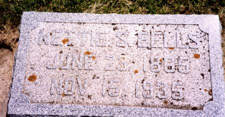 EELLS, NETTIE - Ida County, Iowa | NETTIE EELLS