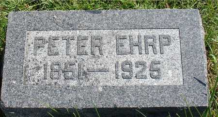 EHRP, PETER - Ida County, Iowa | PETER EHRP
