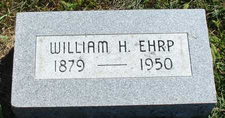 EHRP, WILLIAM H. - Ida County, Iowa | WILLIAM H. EHRP