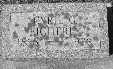 EICHERLY, CYRIL C. - Ida County, Iowa | CYRIL C. EICHERLY
