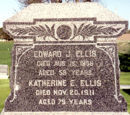 ELLIS, EDWARD - Ida County, Iowa | EDWARD ELLIS