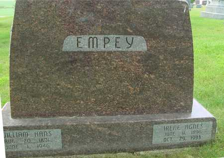 EMPEY, WILLIAM & IRENE - Ida County, Iowa | WILLIAM & IRENE EMPEY