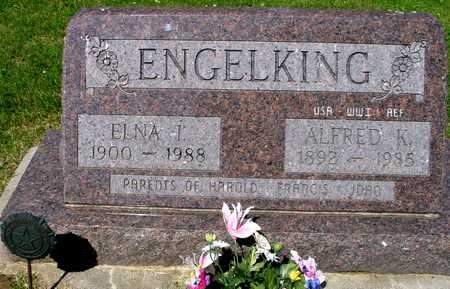 ENGELKING, ALFRED K. - Ida County, Iowa | ALFRED K. ENGELKING