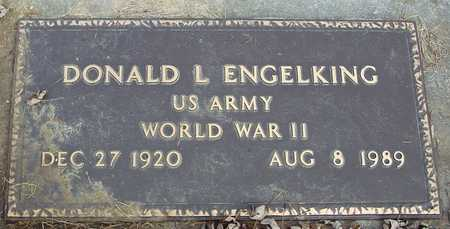 ENGELKING, DONALD L. - Ida County, Iowa | DONALD L. ENGELKING