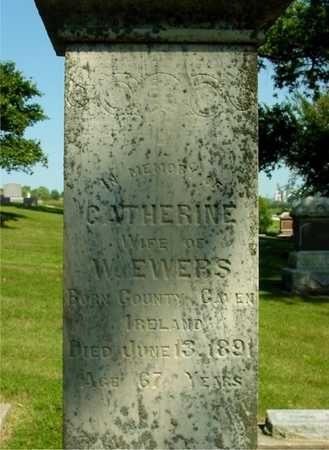 EWERS, CATHERINE - Ida County, Iowa | CATHERINE EWERS