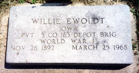 EWOLDT, WILLIE - Ida County, Iowa | WILLIE EWOLDT
