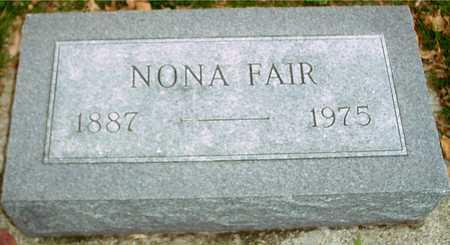 FAIR, NONA - Ida County, Iowa | NONA FAIR