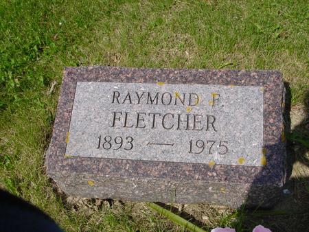 FLETCHER, RAYMOND - Ida County, Iowa | RAYMOND FLETCHER