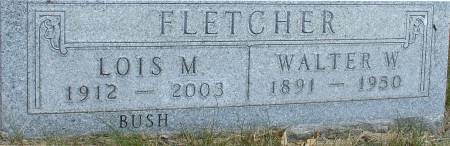 FLETCHER, LOIS M. - Ida County, Iowa | LOIS M. FLETCHER