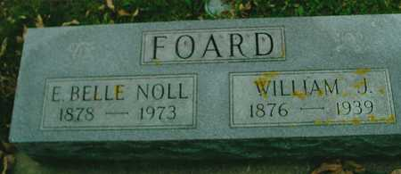 FOARD, WM. J. & E. BELLE - Ida County, Iowa | WM. J. & E. BELLE FOARD