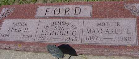 FORD, FRED & MARGARET - Ida County, Iowa | FRED & MARGARET FORD