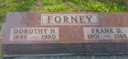 FORNEY, FRANK D. & DOROTHY - Ida County, Iowa | FRANK D. & DOROTHY FORNEY
