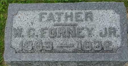 FORNEY, W. C.  JR. - Ida County, Iowa   W. C.  JR. FORNEY