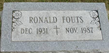 FOUTS, RONALD - Ida County, Iowa | RONALD FOUTS