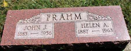 FRAHM, JOHN & HELEN - Ida County, Iowa | JOHN & HELEN FRAHM