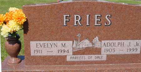 FRIES, ADOLPH & EVELYN - Ida County, Iowa | ADOLPH & EVELYN FRIES